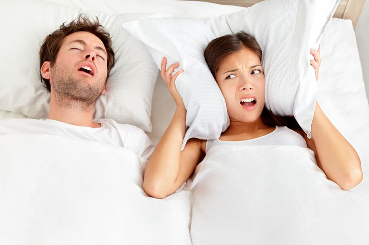 how to get rid of snoring